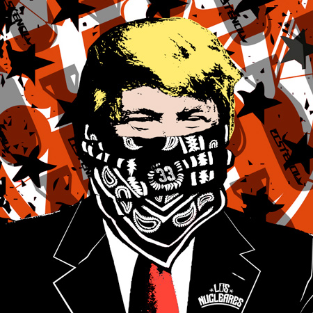 LOS NUCLEARES - DONALD / $18